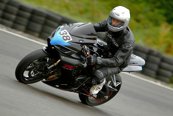 #38 - Black GSXR