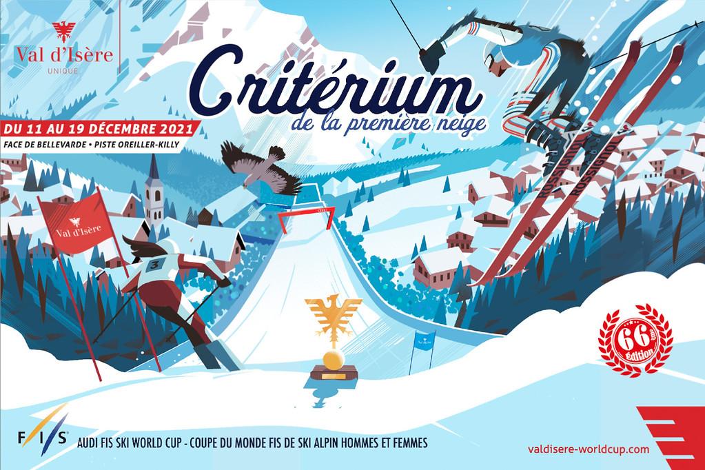 Critérium de la première neige Val d'Isère