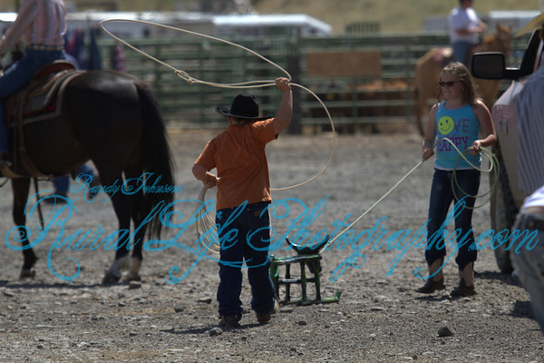2013 Arlington Jackpot Rodeo (Saturdays Perf )