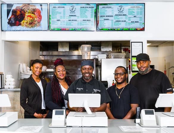 Gettis  Island Spyce Restaurant