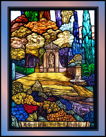 Stained Glass Transformation