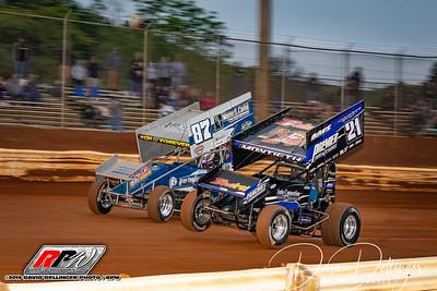 Lincoln Speedway - 5/11/19 - Dave Dellinger