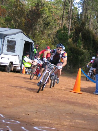 State XC Round 6 - Penrose Forest