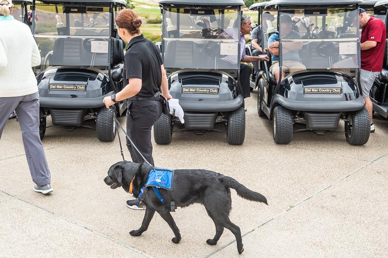 Freedom Dogs Golf Tourmament 3/1/2019 (Photo by Alan Hess)