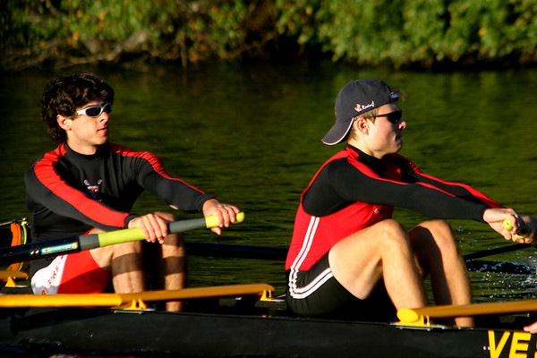 MIT Fall Rowing 2006