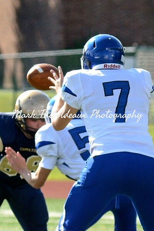 Lampeter-Strasburg JV Football v. Penn Manor 9.10.12