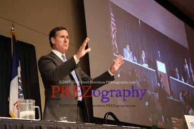 Rick Santorum Niche Pannel 3-9-15