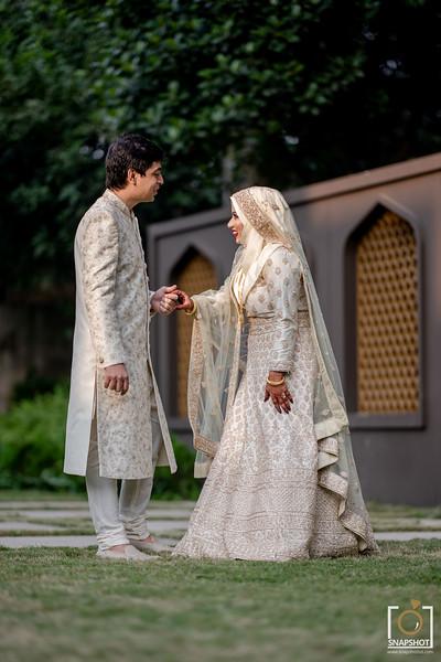 Aziza & Shahzeb Nikkah