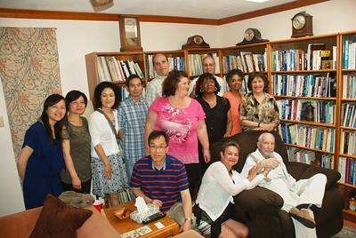 Kent Visit Party