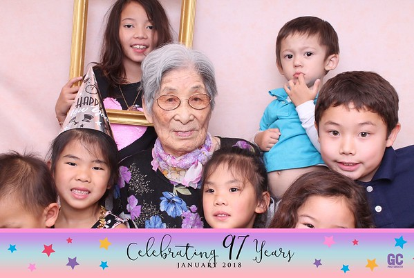 Celebrating 97Years Young