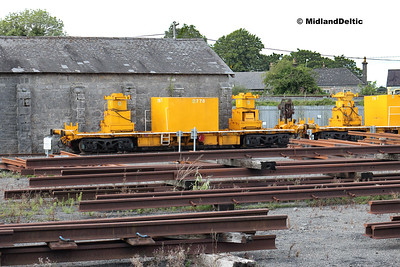 Portlaoise PW Yard (Rail), 22-08-2018