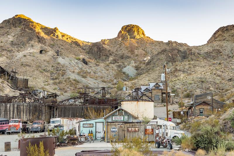 Nelson Nevada Ghost Town El Dorado Canyon Techatticup Mine  August 20, 2019  03_.jpg