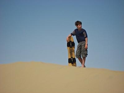 SandBoarding Day 2