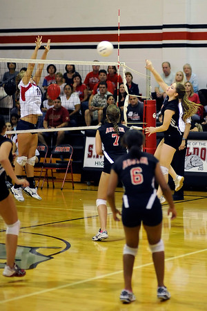 2009 AHS jv volleyball