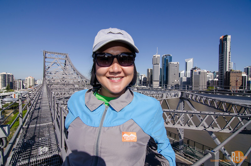 Story Bridge Climb, Brisbane, Queensland, Australia