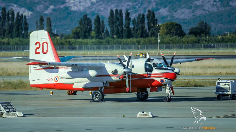 Securite Civile / Conair S-2 Turbo Firecat / F-ZBEH 20