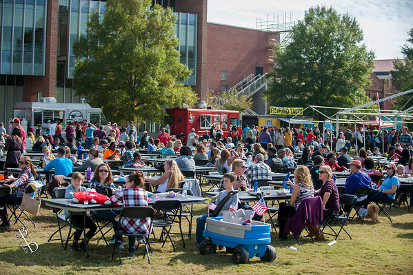 2016 Uptown's Fall Food Truck Festival