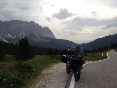 Dolomites tour June 2012