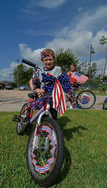 Subdivision 4th of July Parade and Festivities