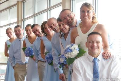The Dan & Jennifer Hanson Wedding - October 17, 2015