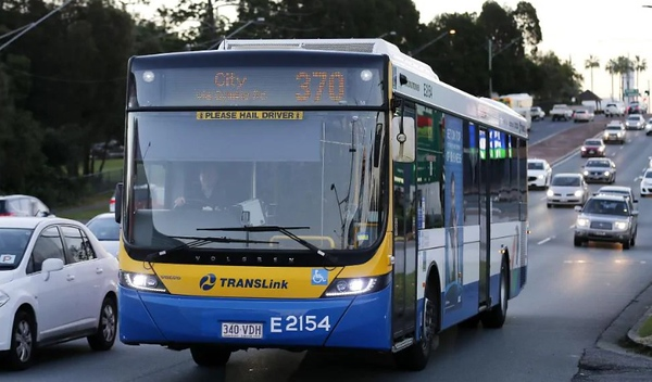 TransLink bus (photo credit: Courier-Mail)