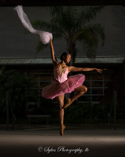 Demi Brown Senior Dance Photos