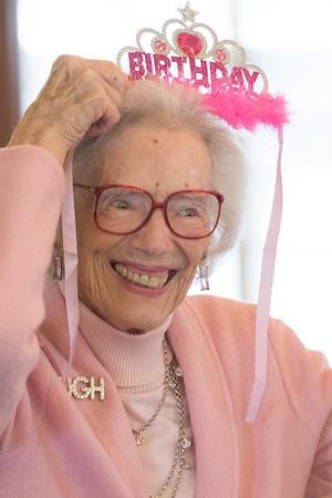 Joan Gilmore's Birthday