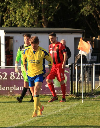 Winchester City (1) v Alresford Town (0) PSF 28.7.2015