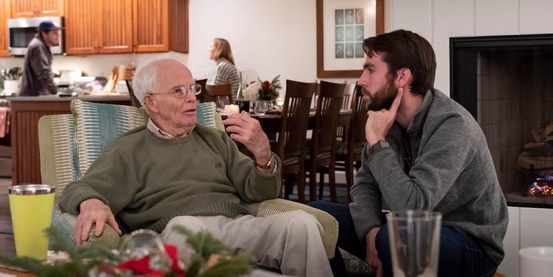 Grandpa Dave and Will