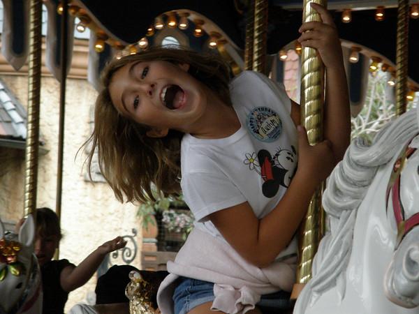 Disneyland September 21 2008