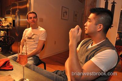 """""""Breakfast for Dinner"""" - Dinner Party (1 Mar 2009)"""