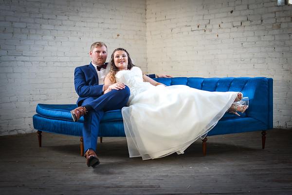 Maciel-Haug Wedding