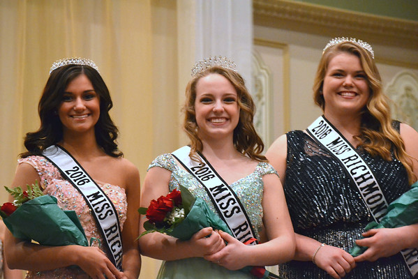 2016 Miss Richmond crowned