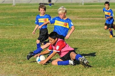 CSC Boys Division 5A Recreational 10-11-2014