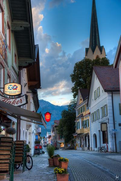 Garment-Partenkirchen, Bavaria