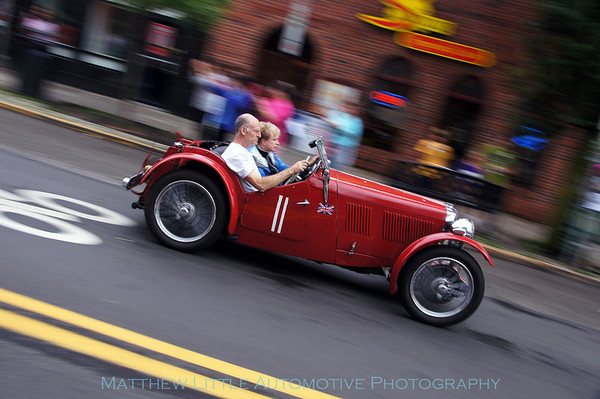 Forbes Avenue of Speed 7.20.2012
