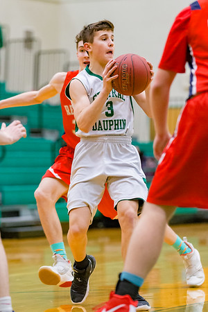 2019-02-07 | Freshmen | Central Dauphin vs. Red Land