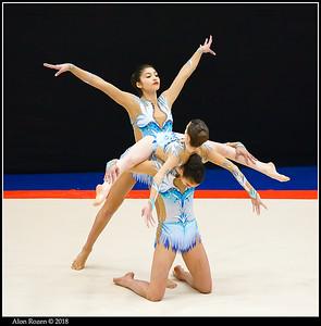 Acrobatic Gymnastics