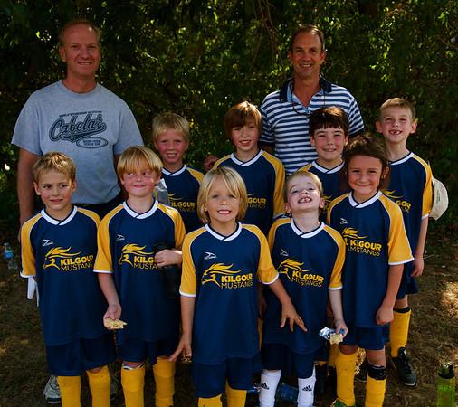 Kilgour Soccer 2008