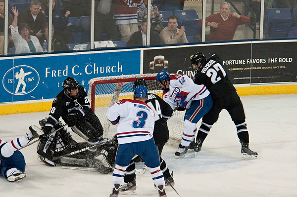 UMass Lowell River Hawks vs Providence Friars - 8-Mar-12