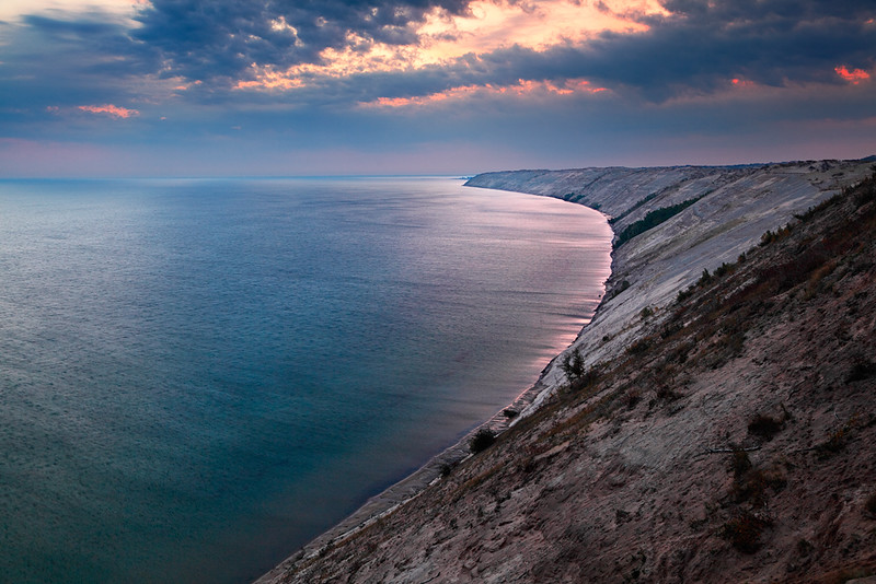 Grand Sable Dunes - Pictured Rocks National Lakeshore (Grand Marais, MI)