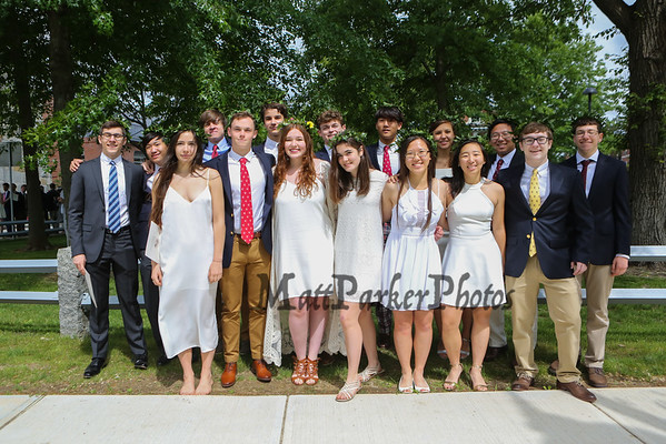 2018-6-3 Phillips Exeter Academy Graduation Ceremony