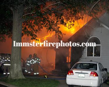 01-13-17 WANTAGH FD MVA & FIRE SUNRISE HWY