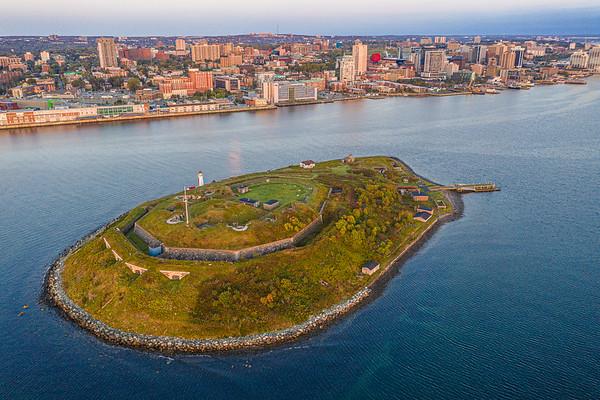 Georges Island - Sept 2020 B