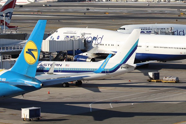 Eastern Airlines (EF/2D)