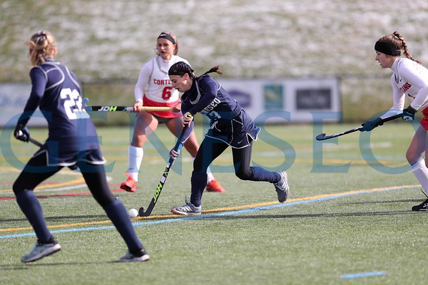 Field Hockey SUNYAC Championship vs. Cortland