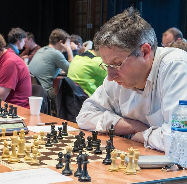 Tim Joslin, major section joint winner