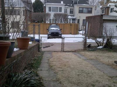 Washington, DC blizzard February 2010