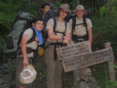 Hiking 50 Miler - Aug 24-29