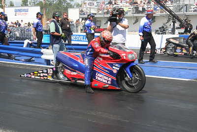 Pro Stock Motorcycle (Gainesville)